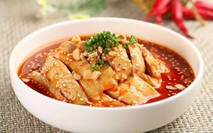 Shancheng Spicy Chicken 山城口水鸡